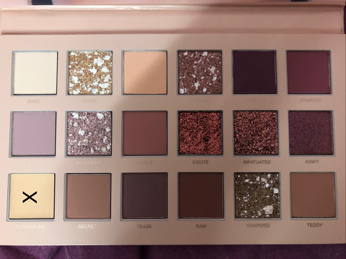 fard concealed new nude huda beauty