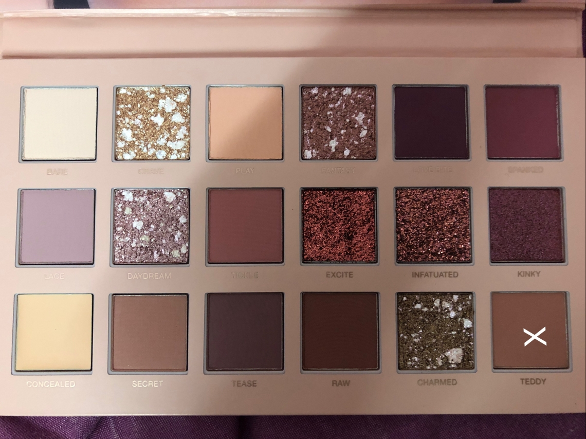 fard teddy new nude huda beauty
